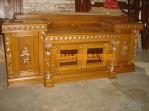 Buffet TV Pilar Ukir MJ-MT03
