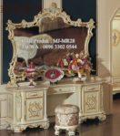 Meja Rias Mewah Miror Besar MJ-MR27
