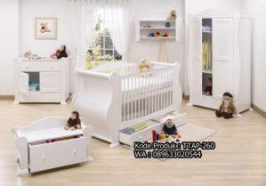 Tempat Tidur Bayi Minimalis TTAP-260