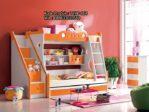 Desain Tempat Tidur Anak Tingkat TTAP-064